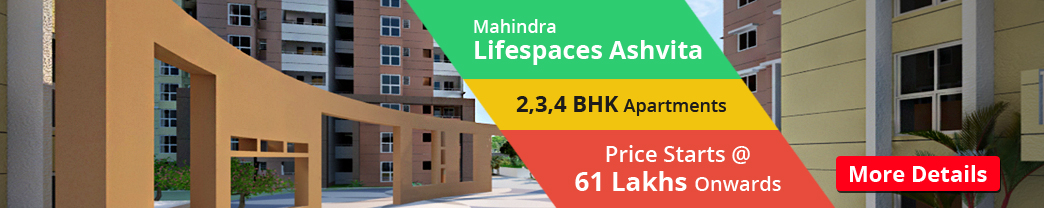 Mahindra Lifespaces Ashvita at Kukatpally, Hyderabad