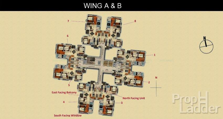Total floor plan