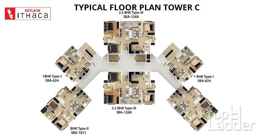 TYPICAL-FLOOR-PLAN-TOWER-C