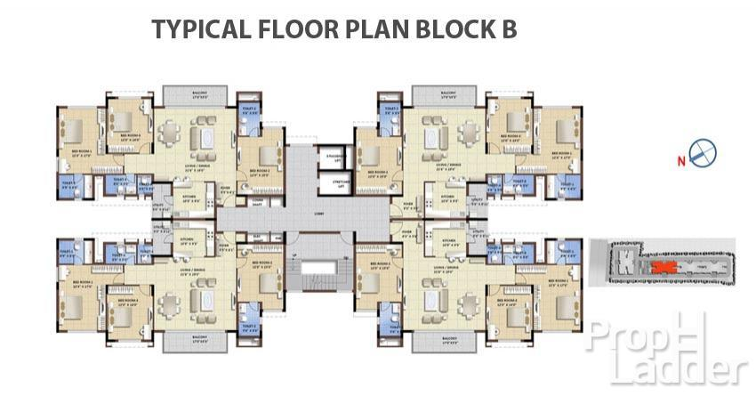 TYPICAL-FLOOR-PLAN-BLOCK-B