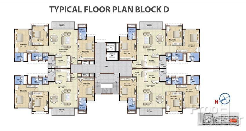 TYPICAL-FLOOR-PLAN-BLOCK-D