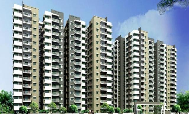 2,3 BHK Apartments for sale in Kukatpally Hyderabad at BHAVYA'S TULASI VANAM