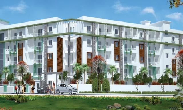 2,3 BHK Apartments for sale in Ramamurthy Nagar Bengaluru at Navya Nisarga