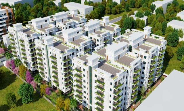 3 BHK Apartments for sale in Kondapur Hyderabad at S.V.C TREE WALK