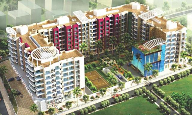 1,2,3 BHK Apartments for sale in RT Nagar Bengaluru at Siroya Sunshine