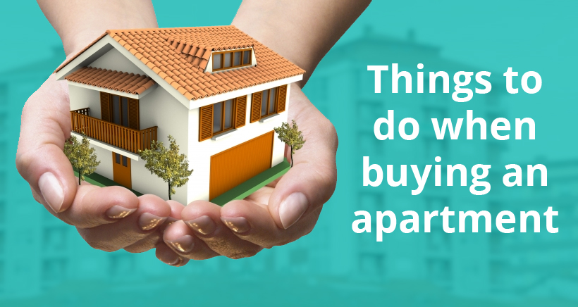 Things to do When Buying an Apartment