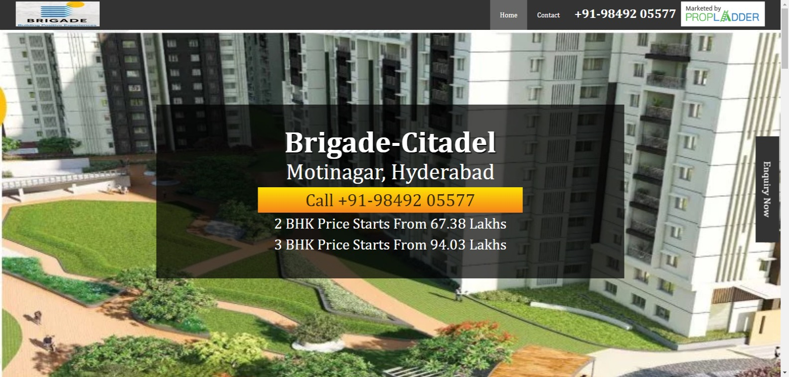 Brigade-Citadel-in-Motinagar-Hyderabad