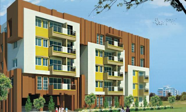 1,2,3bhk Apartments for Sale in JAKKUR JAKKUR at ATZ Rock View