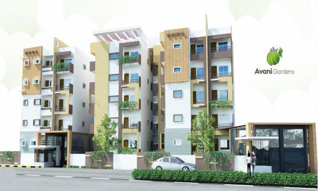 2,3bhk Apartments for Sale in JAKKUR JAKKUR at Avani Gardens