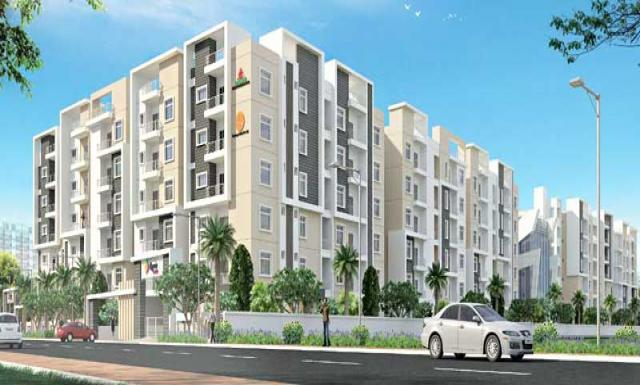 2,3bhk Apartments for Sale in Manikonda Manikonda at Begonia Homes