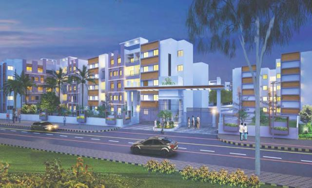 2,3bhk Apartments for Sale in Hosur Road Hosur Road at Bren Woods