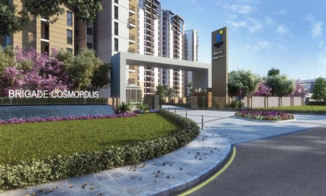 2,3,4bhk Apartments for Sale in White Field White Field at Brigade Cosmopolis