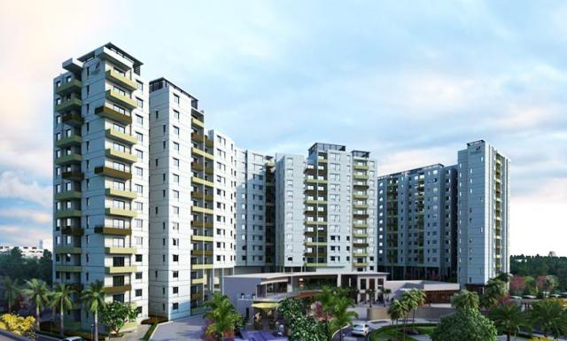 2,3bhk Apartments for Sale in JAKKUR JAKKUR at Century Breeze