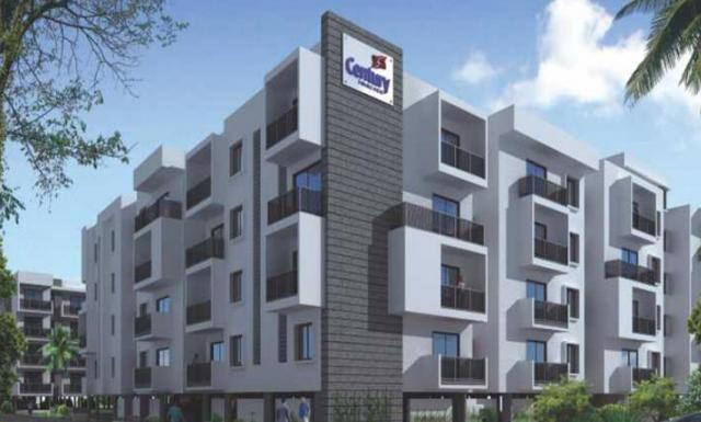 2,3bhk Apartments for Sale in Yelahanka Yelahanka at Century Saras