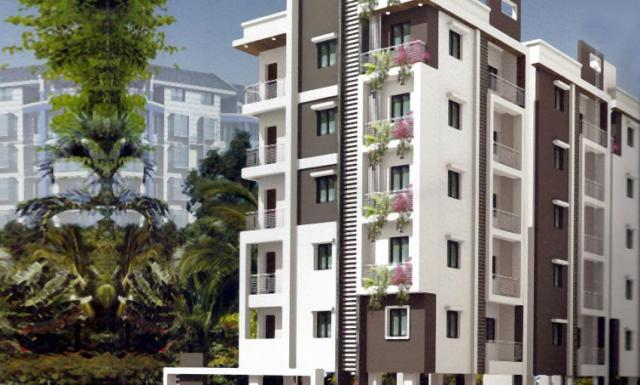 2,3bhk Apartments for Sale in Nagole Nagole at Home Construction