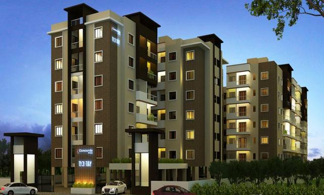 2,3bhk Apartments for Sale in Electronics City Electronics City at Concorde Tech Turf