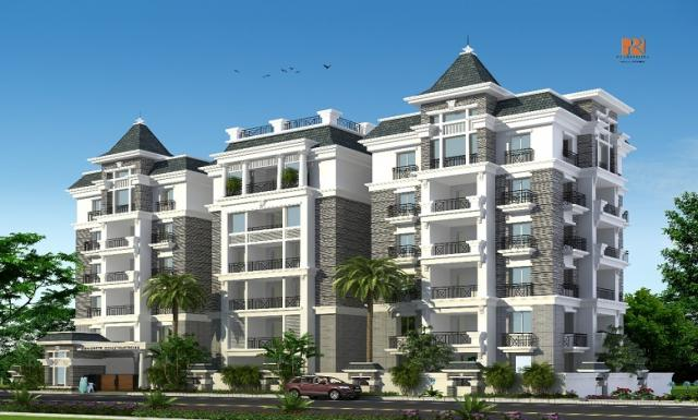 2,3bhk Apartments for Sale in Shaikpet Shaikpet at Concrete Guitar