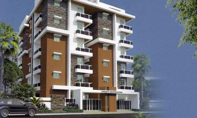 3bhk Apartments for Sale in Shaikpet Shaikpet at Concrete Harmony