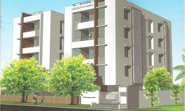 2,3bhk Apartments for Sale in Kondapur Kondapur at Dedeepya Homes