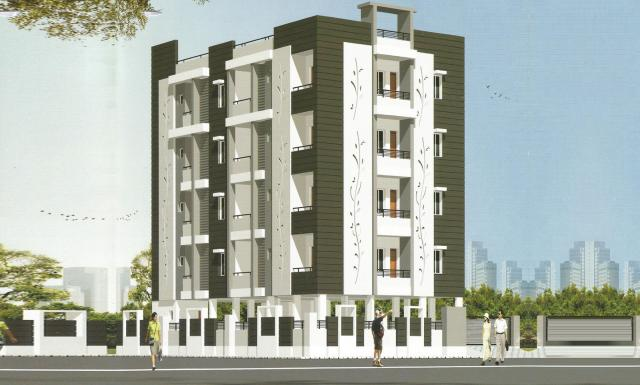 2bhk Apartments for Sale in Kukatpally Kukatpally at Deeksha Residency