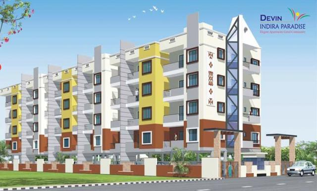 2,3bhk Apartments for Sale in Thanisandra Main Road Thanisandra Main Road at Devin Indira Paradise