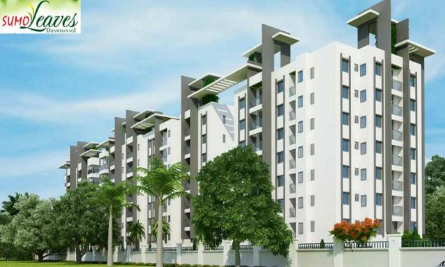 1,2,3bhk Apartments for Sale in Kanakpura Road Kanakpura Road at Dhammanagi Sumo Leaves