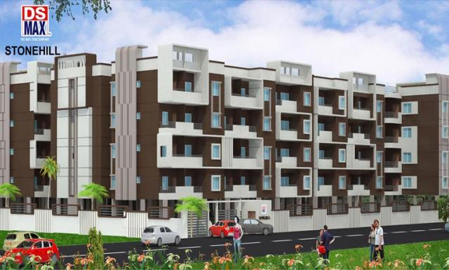 2,3bhk Apartments for Sale in Jp Nagar Jp Nagar at DS-MAX STONE HILL
