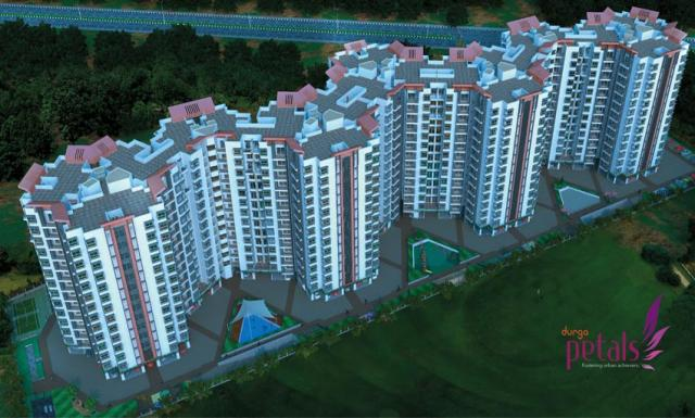 2,3bhk Apartments for Sale in Marathahalli Marathahalli at Durga Petals
