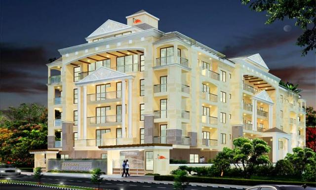 2,3bhk Apartments for Sale in Hennur Main Road Hennur Main Road at Elegant Berkeley