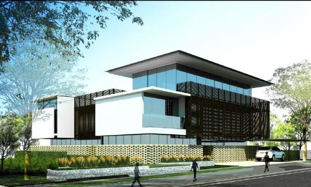 3,4,5bhk Villa for Sale in Yelahanka Yelahanka at Embassy Boulevard