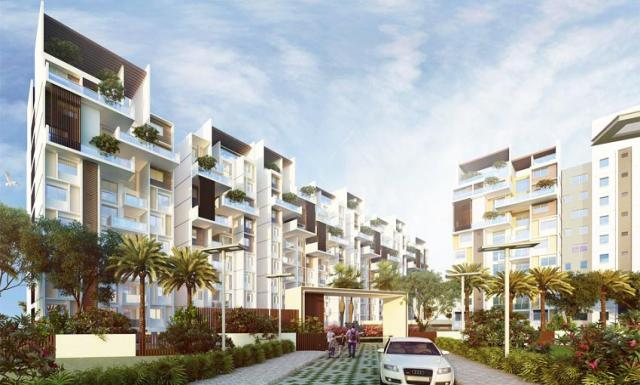 1,2,3bhk Apartments for Sale in Electronics City Electronics City at Esteem Alchemy