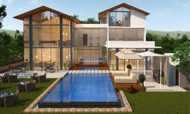 1,2,3bhk Villa for Sale in Devanahalli Devanahalli at Esteem Misty Hills