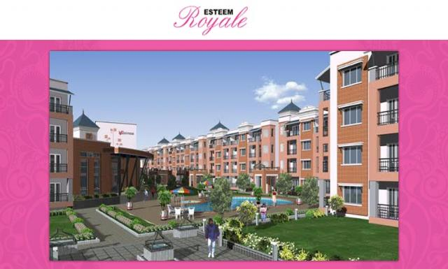 2,3bhk Apartments for Sale in Koramangala Koramangala at Esteem Royale