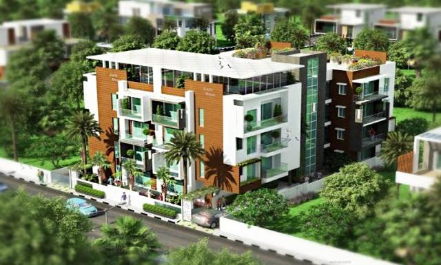 2,3bhk Apartments for Sale in Sarjapur Road Sarjapur Road at Estella Ornate