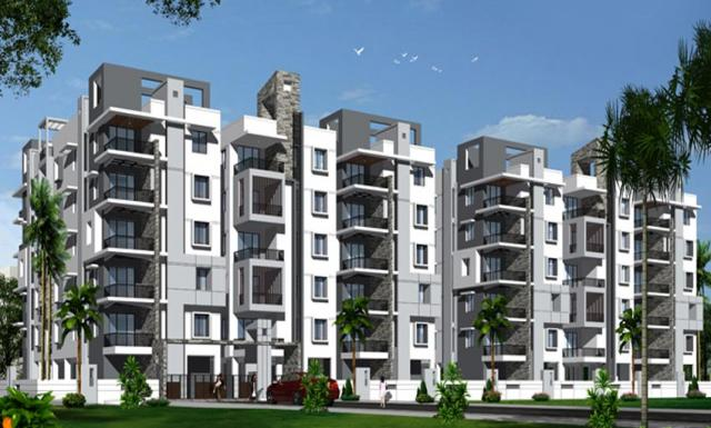 2,3bhk Apartments for Sale in Kondapur Kondapur at Gamut Creative Abode