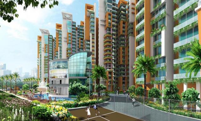 2,3bhk Apartments for Sale in Hesarghatta Main Road Hesarghatta Main Road at GM Infinite Daffodils