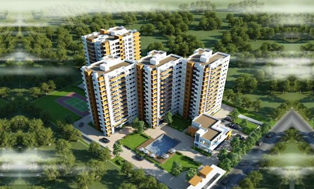 2,3bhk Apartments for Sale in Bannerghatta Bannerghatta at GR Regent Park