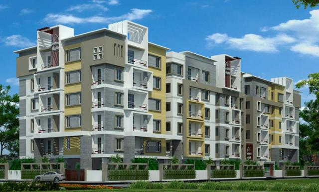 3bhk Apartments for Sale in Manikonda Manikonda at Green Space Signature