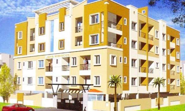 2,3bhk Apartments for Sale in Horamavu Main Road Horamavu Main Road at JAYA HIBISCUS
