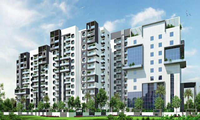 2,3bhk Apartments for Sale in HOODI HOODI at Keerthi-Surya Shakti Towers