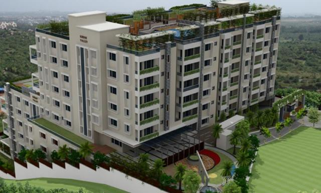 2,3bhk Apartments for Sale in Banjara Hills Banjara Hills at Krishe Valley