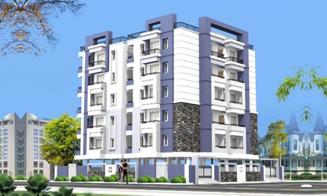 2bhk Apartments for Sale in Manikonda Manikonda at Lahari Pearl