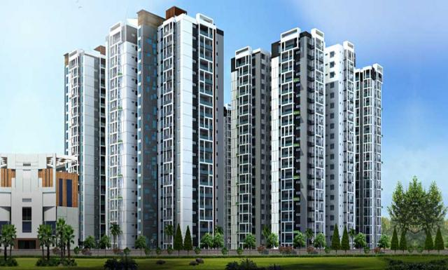 3,4bhk Apartments for Sale in Gachibowli Gachibowli at Lansum Etania