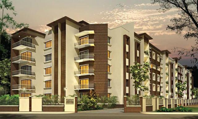 3,4bhk Apartments for Sale in Yelahanka Yelahanka at Legacy Estilo