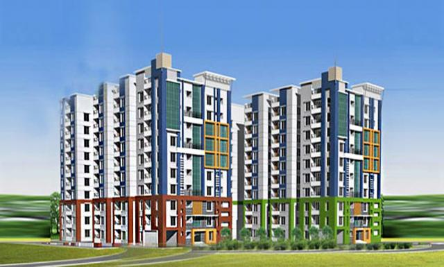 2,3bhk Apartments for Sale in Miyapur Miyapur at Legend Coconut Grove