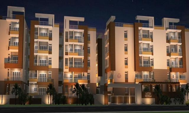 2,3bhk Apartments for Sale in Bannerghatta Bannerghatta at Lotus Petals