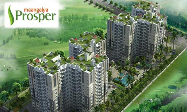 2,3bhk Apartments for Sale in Jp Nagar Jp Nagar at Maangalya Prosper
