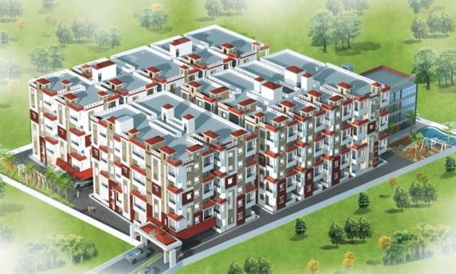 2,3bhk Apartments for Sale in Gachibowli Gachibowli at Magnum Opus