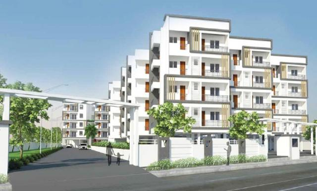 2bhk Apartments for Sale in Sarjapur Road Sarjapur Road at Mana Candela Phase-2