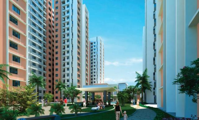 3bhk Apartments for Sale in Hebbal Hebbal at Mantri Energia